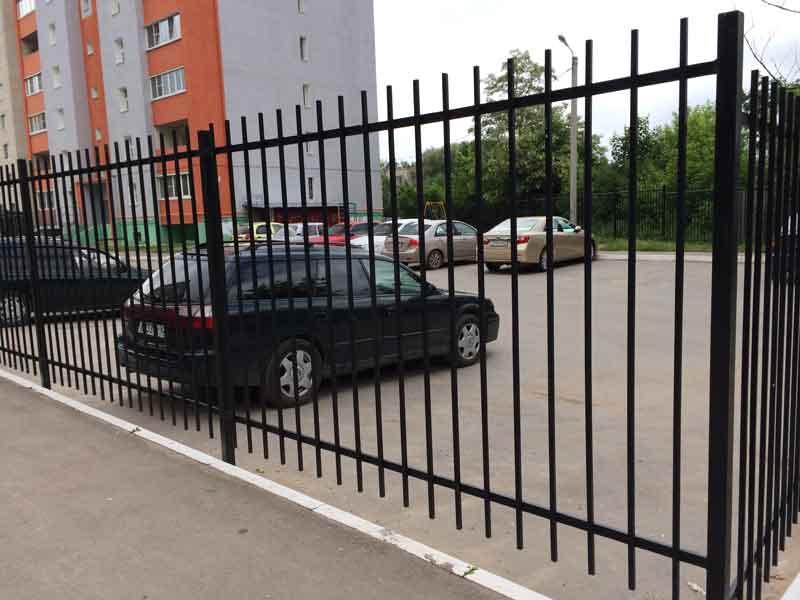 Заборы в Луховицах от ООО