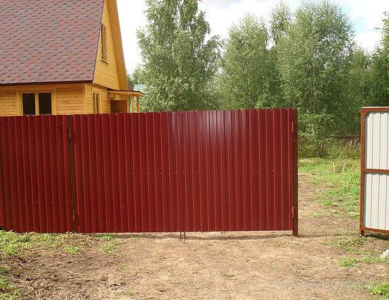 Заборы, ворота и калитки – надёжность по приемлемой стоимости