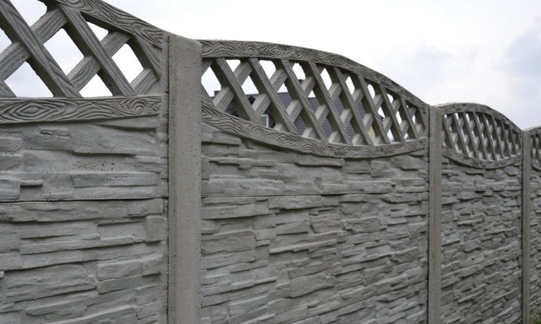 Забор из сборных железобетонных панелей фантастически оправдал мои ожидания!